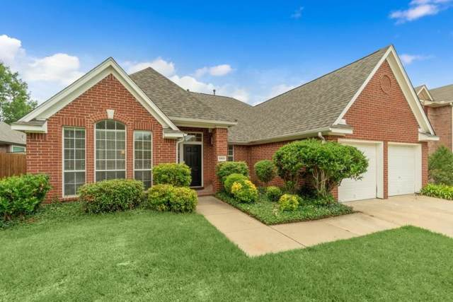 5424 Glen Canyon Road, Fort Worth, TX 76137 (MLS #14146620) :: The Heyl Group at Keller Williams