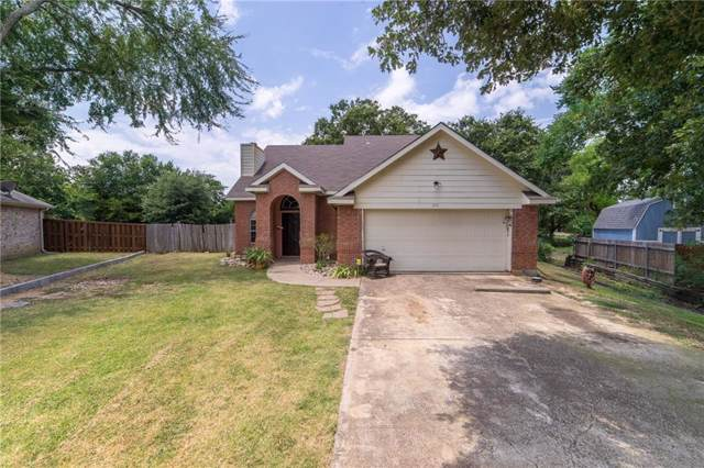 395 Sunrise Circle, Seagoville, TX 75159 (MLS #14146626) :: The Paula Jones Team | RE/MAX of Abilene