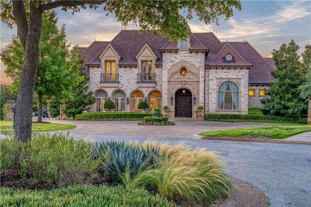 1905 Little Bluestem Court, Westlake, TX 76262 (MLS #14146637) :: The Real Estate Station