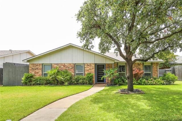 2925 Rolling Hills Drive, Carrollton, TX 75007 (MLS #14146640) :: Roberts Real Estate Group