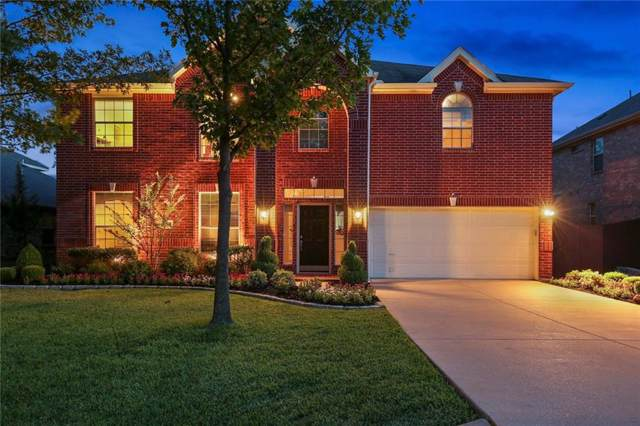 3505 N Gravel Circle, Grapevine, TX 76092 (MLS #14146647) :: RE/MAX Town & Country