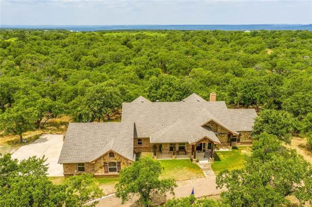 255 Stagecoach Trail, Gordon, TX 76453 (MLS #14146716) :: The Mitchell Group