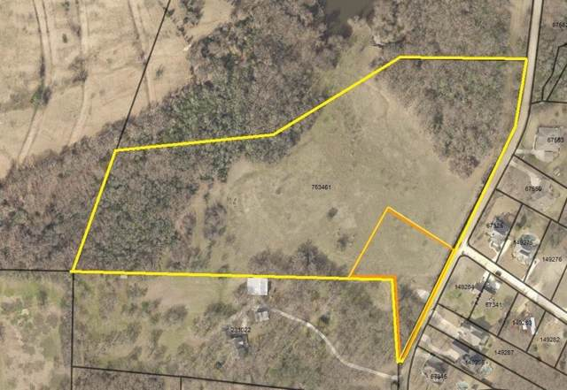 Lot 1 Creekview, Argyle, TX 76226 (MLS #14146748) :: The Mitchell Group
