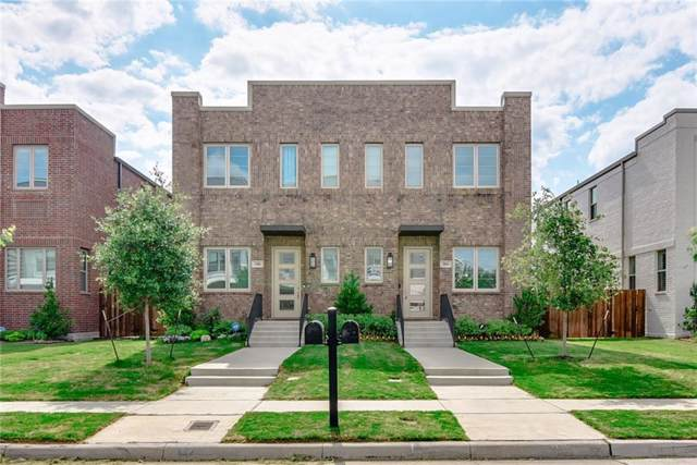 204 Wimberly Street, Fort Worth, TX 76107 (MLS #14146749) :: The Mitchell Group