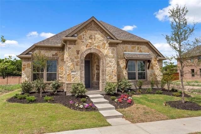 10042 Sharps, Frisco, TX 75035 (MLS #14146757) :: The Heyl Group at Keller Williams