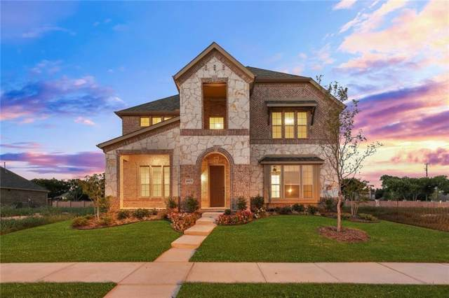 10078 Sharps, Frisco, TX 75035 (MLS #14146782) :: The Heyl Group at Keller Williams