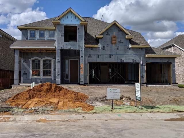 805 Wilmington Lane, Savannah, TX 76227 (MLS #14146796) :: Real Estate By Design