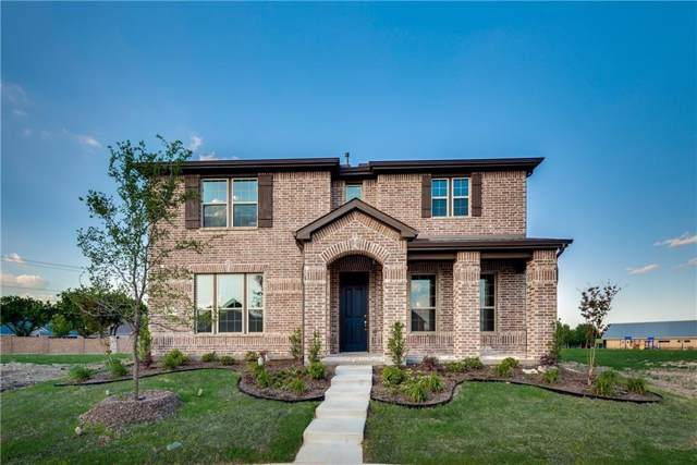 3696 Furrow, Frisco, TX 75035 (MLS #14146811) :: The Heyl Group at Keller Williams