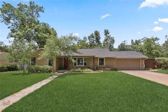 9823 Kilarney Drive, Dallas, TX 75218 (MLS #14146814) :: The Real Estate Station