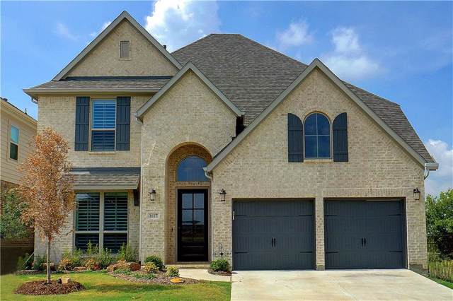 1617 Twistleaf Road, Northlake, TX 76226 (MLS #14146839) :: The Real Estate Station
