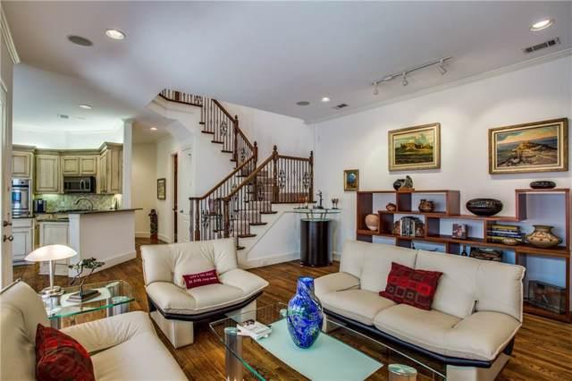 7331 Park Lake Drive, Dallas, TX 75230 (MLS #14146874) :: The Real Estate Station
