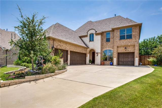 400 Bennington Lane, Keller, TX 76248 (MLS #14146878) :: NewHomePrograms.com LLC