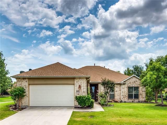 8925 Crestview Drive, Denton, TX 76207 (MLS #14146883) :: Real Estate By Design
