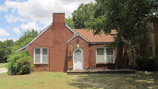 301 Craig Street, Hillsboro, TX 76645 (MLS #14146894) :: The Real Estate Station