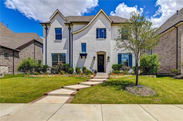 1766 Tumblegrass Road, Frisco, TX 75033 (MLS #14146912) :: Century 21 Judge Fite Company