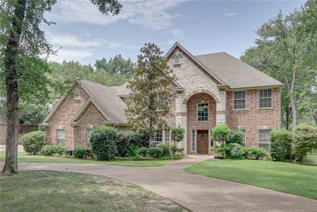 6033 Terrace Oaks Lane, Fort Worth, TX 76112 (MLS #14146966) :: The Paula Jones Team | RE/MAX of Abilene