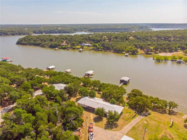 756 Deer Trail, Gordon, TX 76453 (MLS #14146993) :: Frankie Arthur Real Estate