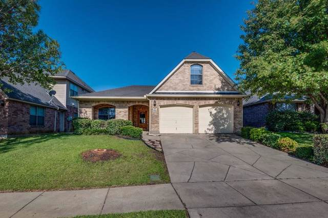 3016 Shoreline Drive, Burleson, TX 76028 (MLS #14147114) :: The Mitchell Group
