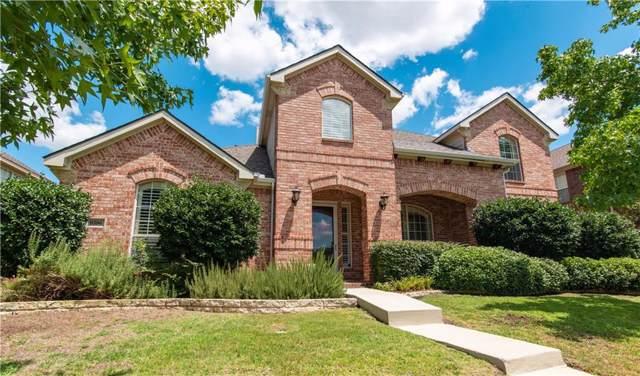 9396 Pendleton Court, Frisco, TX 75033 (MLS #14147177) :: Kimberly Davis & Associates