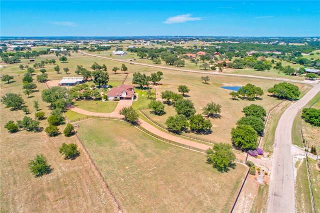 1211 Cactus Rio Drive, Weatherford, TX 76087 (MLS #14147209) :: The Mitchell Group
