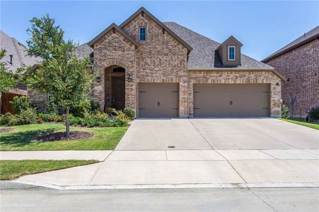 15012 Ravens Way, Fort Worth, TX 76262 (MLS #14147239) :: The Paula Jones Team | RE/MAX of Abilene