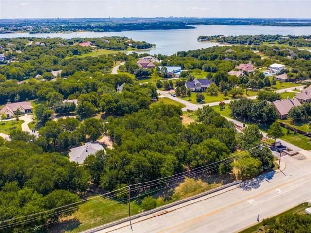 6402 Shoreline Drive, Little Elm, TX 75068 (MLS #14147301) :: Keller Williams Realty