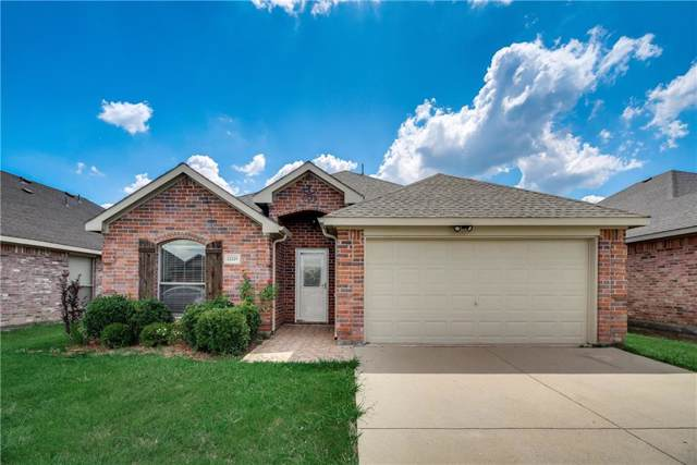 12229 Hunters Knoll Drive, Fort Worth, TX 76028 (MLS #14147357) :: The Heyl Group at Keller Williams