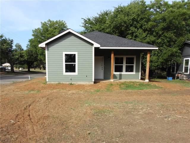 1101 Baird, Cleburne, TX 76033 (MLS #14147360) :: The Good Home Team