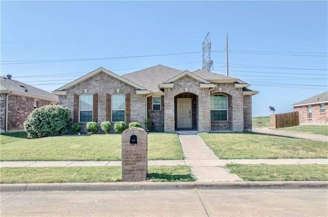 1774 Overlook Drive, Lancaster, TX 75146 (MLS #14147465) :: The Good Home Team
