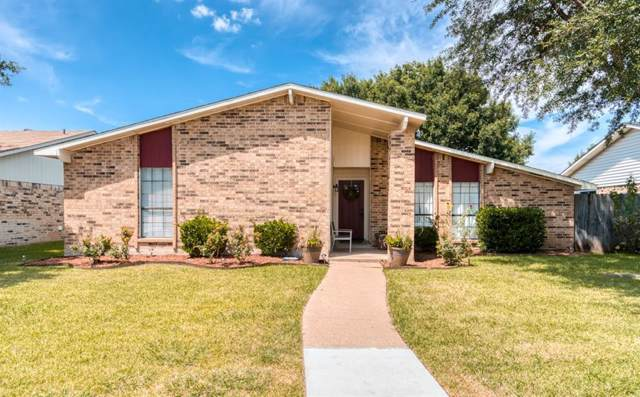 4420 Augusta Street, The Colony, TX 75056 (MLS #14147487) :: The Heyl Group at Keller Williams