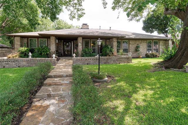 2304 Williams Way, Plano, TX 75075 (MLS #14147520) :: RE/MAX Town & Country