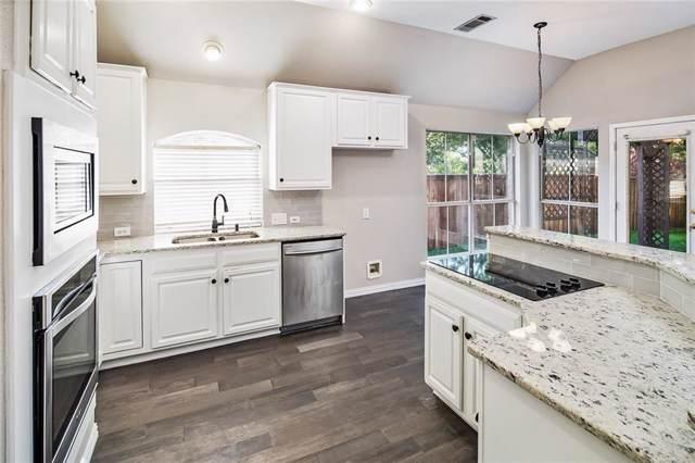 1410 Brandon Court, Allen, TX 75013 (MLS #14147559) :: Vibrant Real Estate