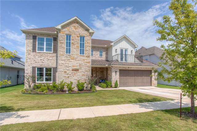 333 Creekview Terrace, Aledo, TX 76008 (MLS #14147560) :: Baldree Home Team