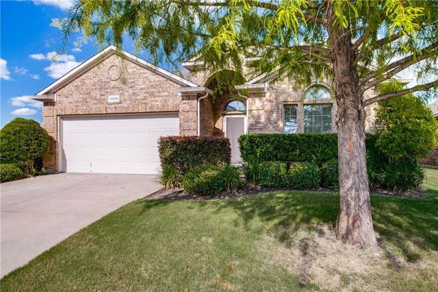 14316 Polo Ranch Street, Fort Worth, TX 76052 (MLS #14147586) :: The Tierny Jordan Network