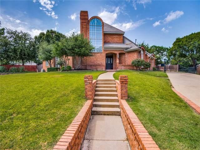 3617 Brookside Drive, Bedford, TX 76021 (MLS #14147601) :: Ann Carr Real Estate