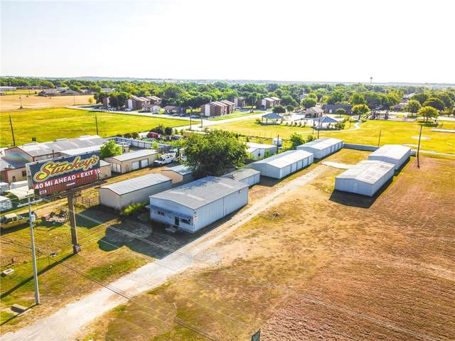 800 S Stemmons Street, Sanger, TX 76266 (MLS #14147627) :: The Real Estate Station