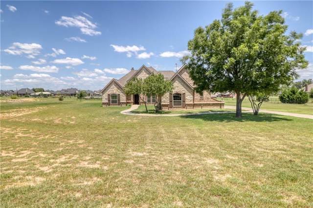 2993 Knob Road, Springtown, TX 76082 (MLS #14147723) :: Hargrove Realty Group