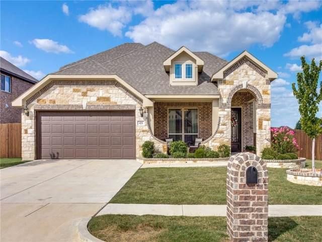 421 Richard Street, Crowley, TX 76036 (MLS #14147734) :: The Mitchell Group
