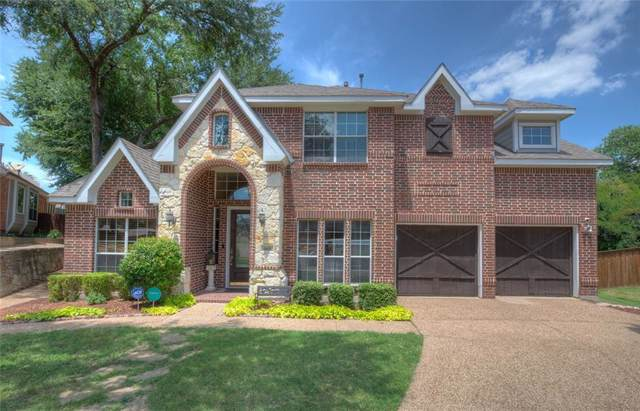 660 Links View Court, Grand Prairie, TX 75052 (MLS #14147748) :: Hargrove Realty Group