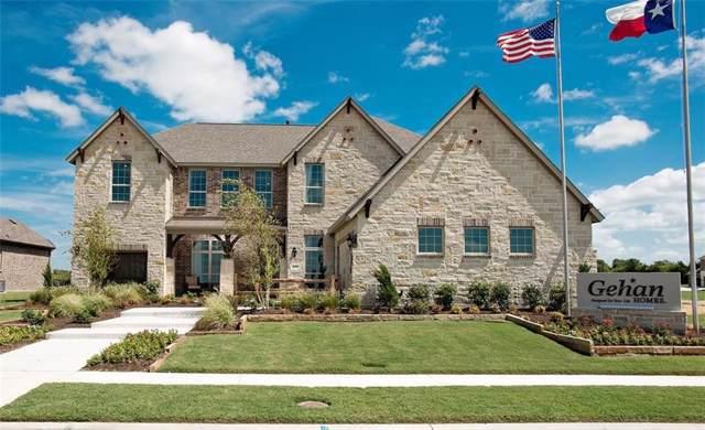 2207 Brooks Trail, Heath, TX 75126 (MLS #14147812) :: RE/MAX Landmark