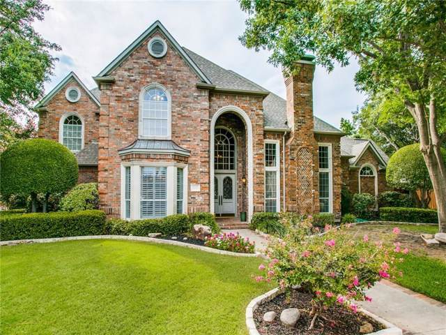 5937 Royal Palm Drive, Plano, TX 75093 (MLS #14147850) :: Van Poole Properties Group