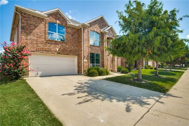10217 Vintage Drive, Fort Worth, TX 76244 (MLS #14147891) :: Hargrove Realty Group