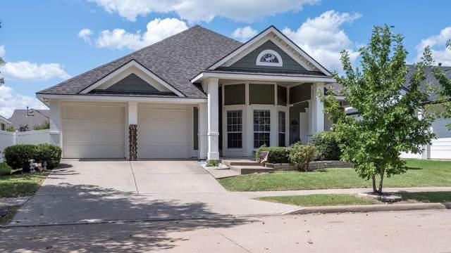 1422 Carriage Lane, Savannah, TX 76227 (MLS #14147970) :: The Real Estate Station