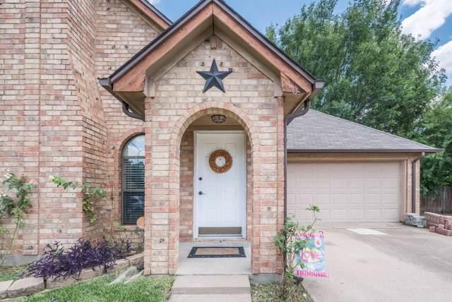 6105 Heatherglen Drive, Arlington, TX 76017 (MLS #14147982) :: Century 21 Judge Fite Company