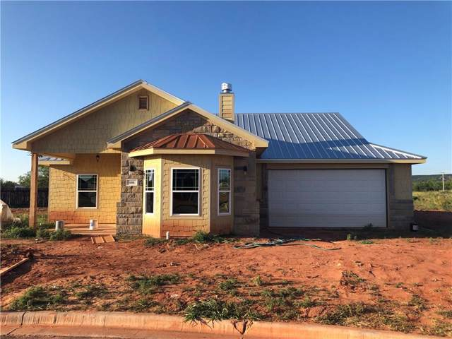 606 Bison Bend Drive, Buffalo Gap, TX 79508 (MLS #14148006) :: The Tierny Jordan Network