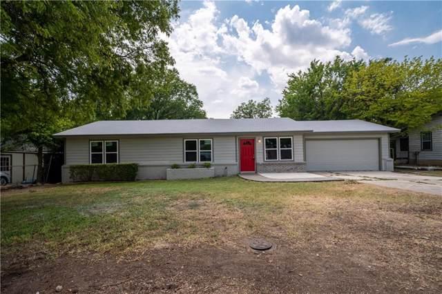 5729 Ridge Lane, Sansom Park, TX 76114 (MLS #14148008) :: Kimberly Davis & Associates