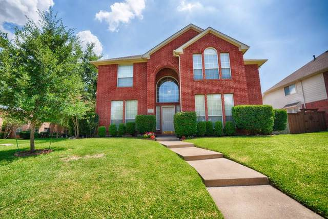 3000 Devlin Ridge Drive, Plano, TX 75025 (MLS #14148082) :: Kimberly Davis & Associates
