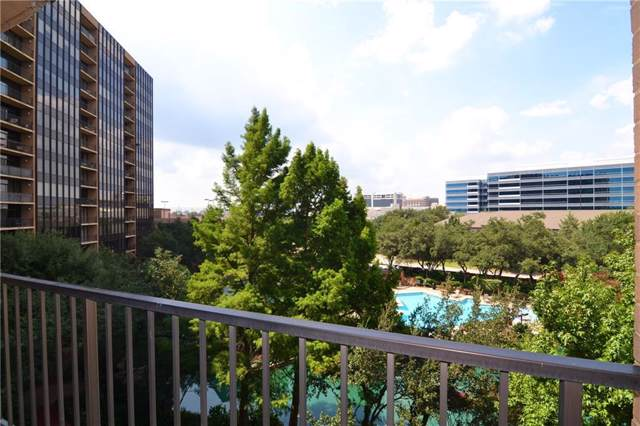 5200 Keller Springs Road #534, Dallas, TX 75248 (MLS #14148126) :: The Mitchell Group