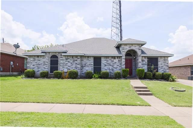 316 Rio Grande Drive, Desoto, TX 75115 (MLS #14148138) :: Century 21 Judge Fite Company