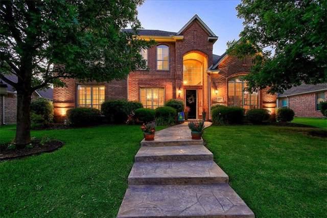 605 Uvalde Court, Allen, TX 75013 (MLS #14148151) :: Vibrant Real Estate